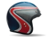 Bell helm - Custom 500 Airtrix Heritage Blue/Red